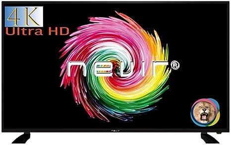 LED NEVIR 55 NVR7903 4K TDT Sat USB-Play: 294.18: Amazon.es ...