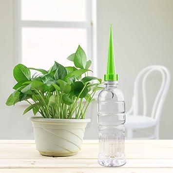 Gugutogo - Juego de 4 Pinchos de riego para macetas de Jardín, Sistema de riego