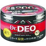 カーメイト 車用 除菌消臭剤 ドクターデオ Dr.DEO プレミアム 置き型 無香 安定化二酸化塩素 500g D225