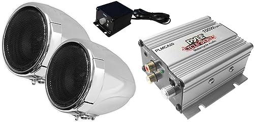 Pyle PLMCA20 Motorcycle speakers review