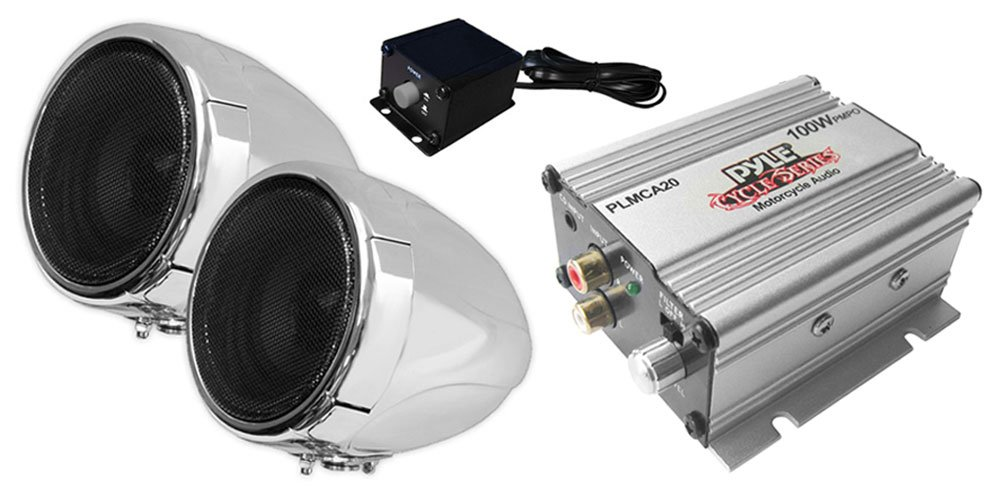 The Best Motorcycle Speakers 3