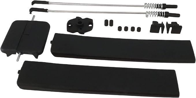 VW Transporter T5 T6 Porte Coulissante Vitres Poignée Verrou Réparation Kit