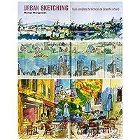 Urban sketching: Guia completo de técnicas de desenho urbano
