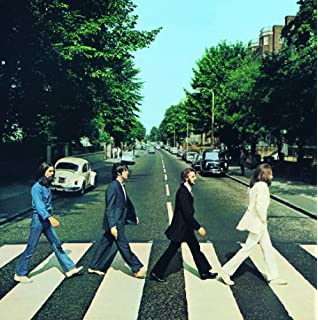 Amazon the beatles greeting birthday any occasion card the beatles open abbey road greeting card m4hsunfo