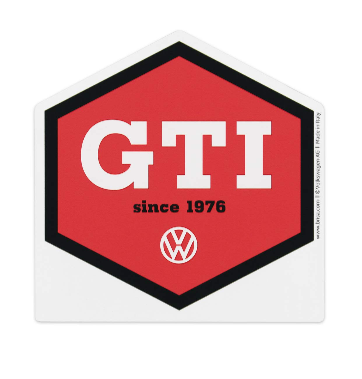 Brisa VW Collection Volkswagen GTI Raspador de Hielo Rojo
