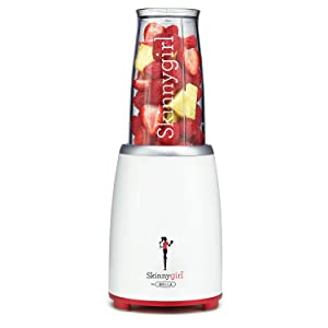 Skinnygirl 12-piece Personal Extraction Blender (White)