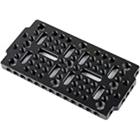 NICEYRIG Camera Cheese Mounting Plate Applicable URSA Mini Camera Railblocks Dovetails Cages