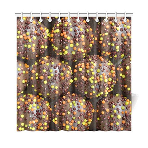 AIKENING Home Decor Bath Curtain Products Food Sweets Easter