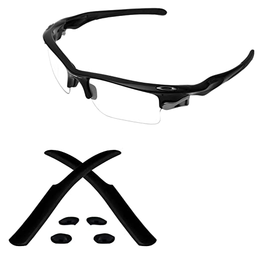 104089c2be Image Unavailable. Image not available for. Color  Tintart Rubber Kits  Earsocks and Nosepieces Compatible with Oakley Fast Jacket XL