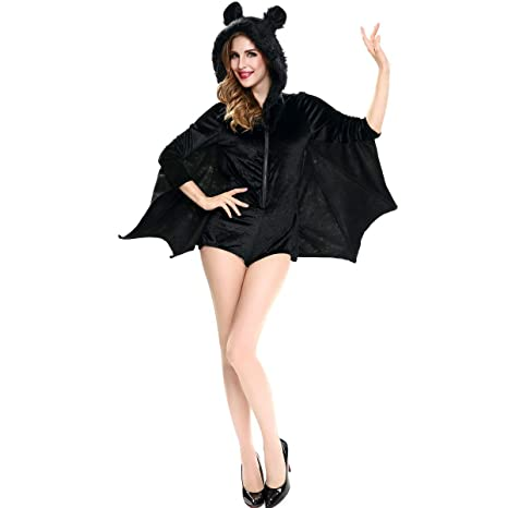 Disfraz de murciélago de Halloween Cosplay Traje de Batman ...