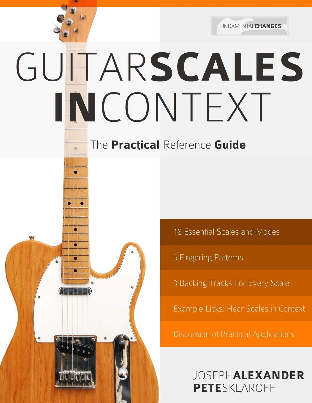 Guitar Scales in Context: The Practical Reference Guide: Amazon.es ...