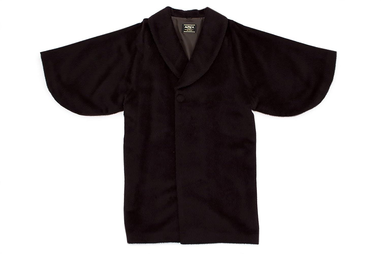 Cromoncent Womens Fashion Patch Plush Pullover Oversized Sweatshirts Jacket