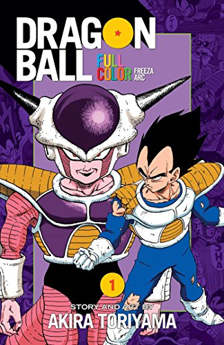 Dragon Ball Full Color Freeza Arc, Vol. 1
