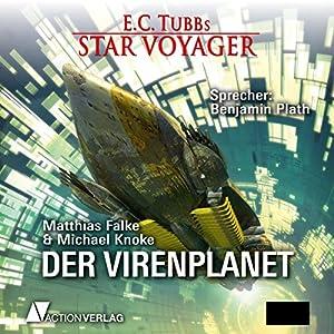 Der Virenplanet (E. C. Tubbs Star Voyager 1) Hörbuch