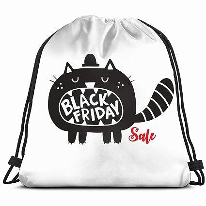 Black Friday Sale Creative Animals Mochila con cordón de