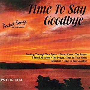 Time to Say Goodbye (Con Te Partiro) (Orchestral Version