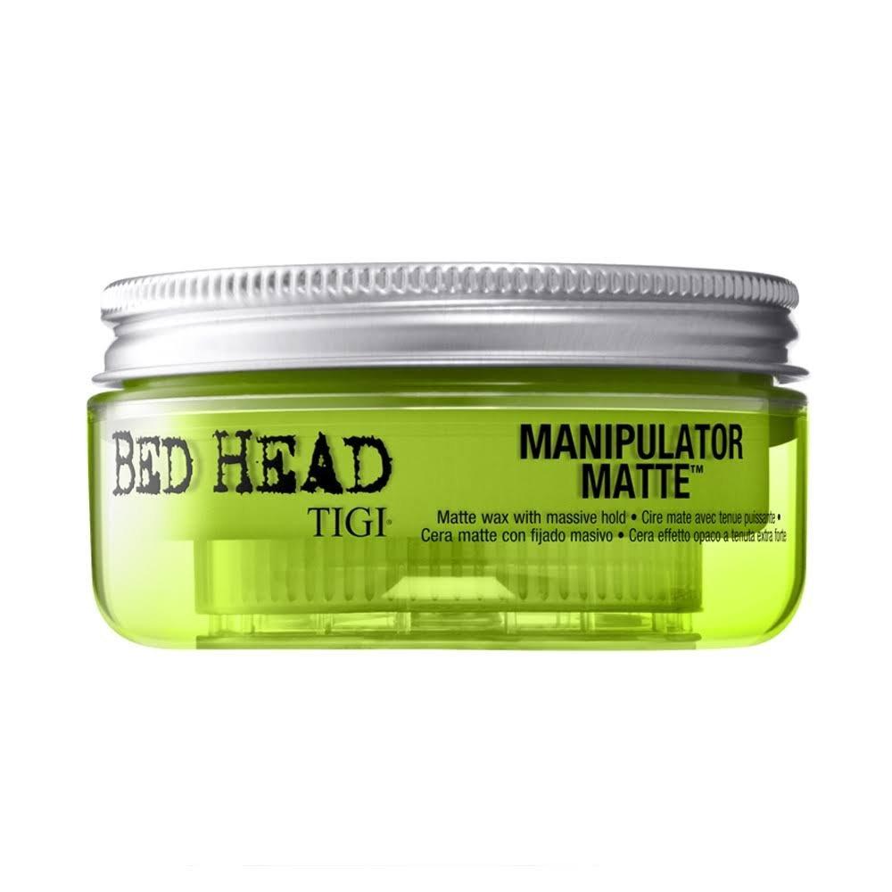 TIGI Bed Head Manipulator Matte Gel for Unisex, 2 Ounce
