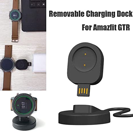 Amazon.com: Shan-S Compatible for Amazfit GTR Smart Watch ...