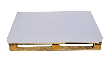 Cojines para muebles creados con palés, sofá creado con ...