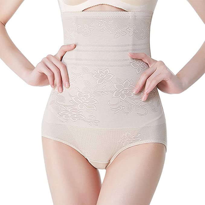 4b6af20cae6 Women s Plus Size Body Shaper Pants Bandage High Waist Tummy Control Panty Seamless  Corset Shapeware Body Sculpting  Amazon.ca  Clothing   Accessories