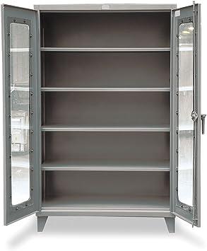 78 H X 60 W X 24 D 2 Door Storage Cabinet