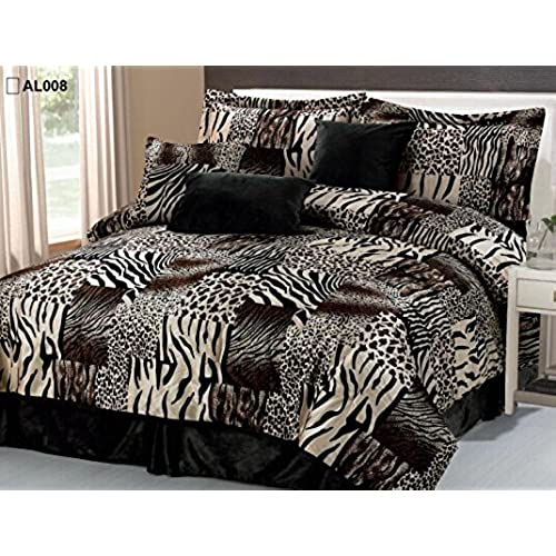 Cheetah Print Bedding: Amazon.com
