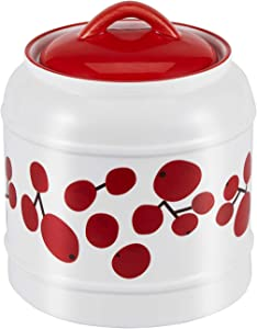 Toichi Airtight Ceramic Canisters 2.5 Liter(0.66 Gallon)|Coffee Canister|Fermentation Crock |Tea Canister|Kitchen Canisters|Food Jar For Pantry|Ceramic Food Storage Containers With Lid