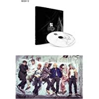 [ G ver. ]BANGTAN BOYS 2nd BTS WINGS Vol. 2 Album CD + Official Poster + Booklet + Photo Card + Free Gift