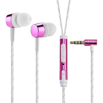 Aita E75 Auriculares in-ear Cascos deportivos ,Conexion Jack 3.5mm ...