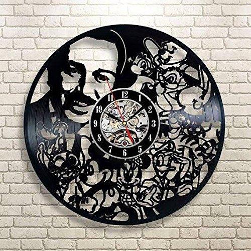 amazon com walt disney vinyl record wall clock get unique gifts