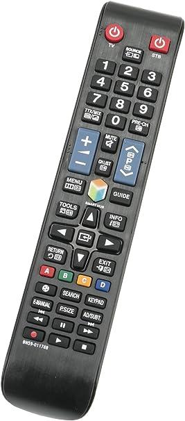 ALLIMITY BN59-01178B Control Remoto reemplazado Apto para Samsung ...