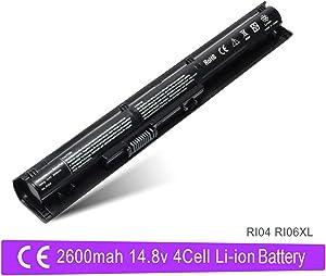R104 R106XL Laptop Battery for HP ProBook 450 455 470 G3 G4 ; 805294-001 811063-421 805047-851 P3G15AA HSTNN-DB7B HSTNN-PB6Q RI04 Notebook