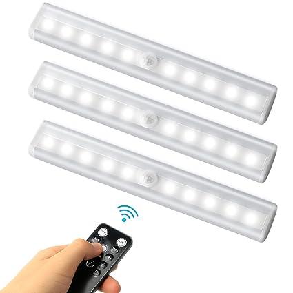 Gespert Wireless Cabinet Lights,Remote Control LED Light,Dimmable Closet  Light,LED Light