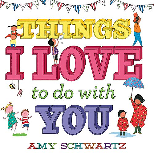 Book Cover: Things I Love to Do with You