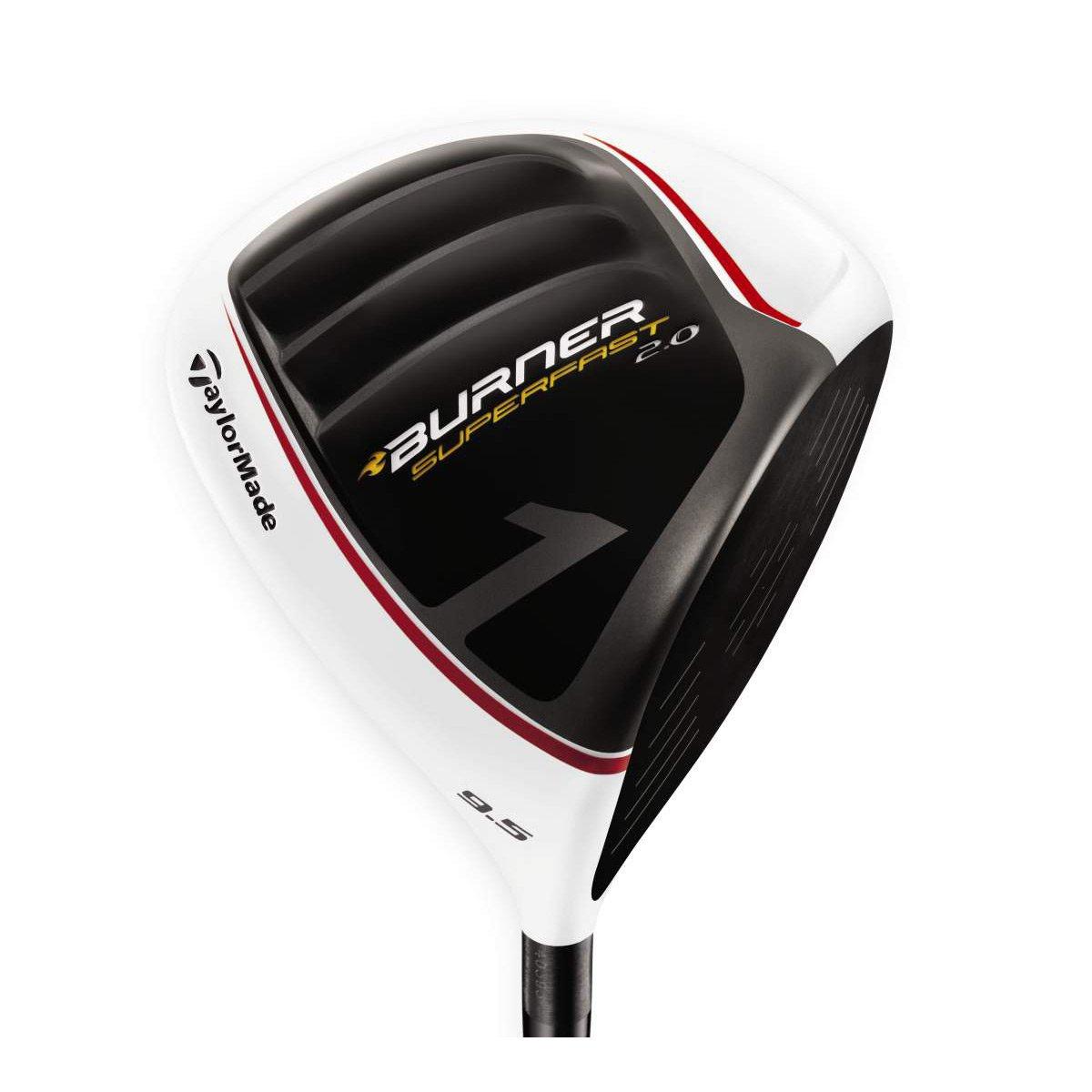 Taylormade Burner Super Fast 2.0 Palo de Golf - N10528, 9.5 ...