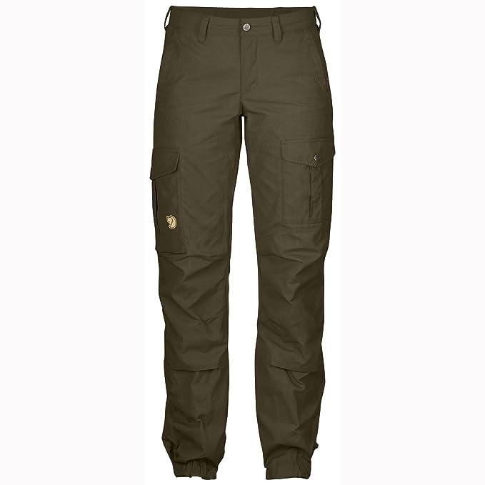 FJ/ÄLLR/ÄVEN Damen Alta Trousers Lange Hose