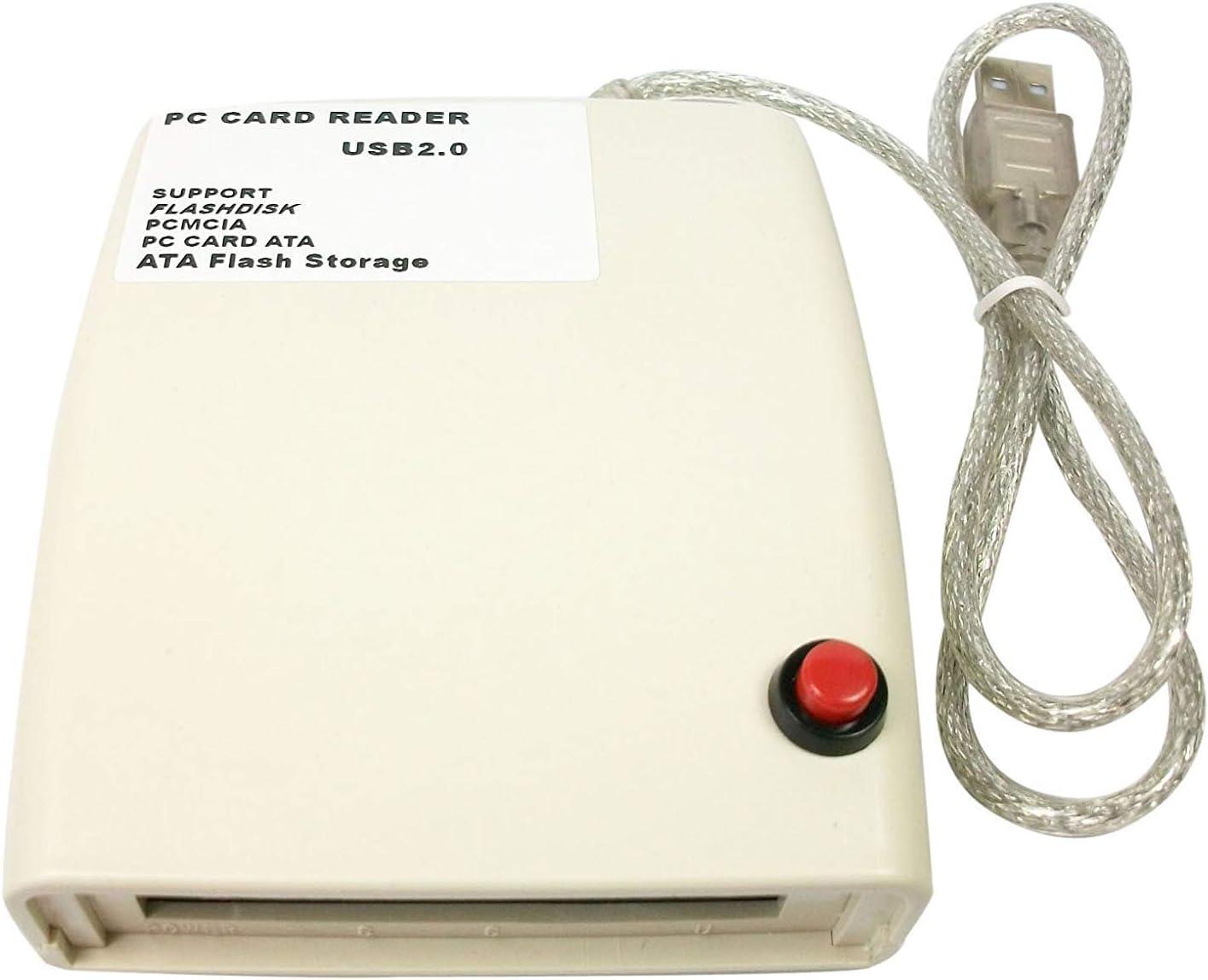 SZBJ USB2.0 Interface PCMCIA Card Reader,Read Flashdisk,PCMCIA,PC Card ATA,Mass Storage ATA Flash,PC Card