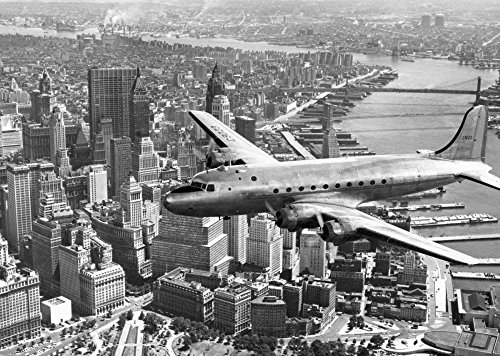 (Flying Over Manhattan, NYC by Anonymous 20