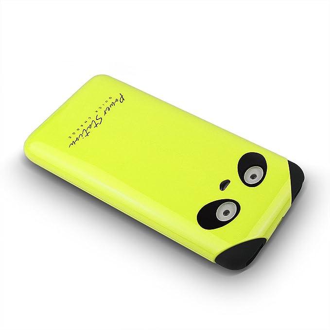 4 opinioni per DINTO Batteria Esterna 10000mAh Powerbank Doppia Uscita USB Portatile