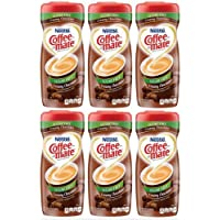 Coffee-mate Coffee Creamer Sugar Free Creamy Chocolate, Pack of 6