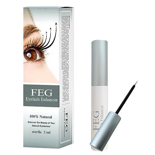 Eyelash Growth Serum Eyebrow Serum Liquid 3ml Professional Eyelash Lash Longer Enhancer Booster (Style 01)