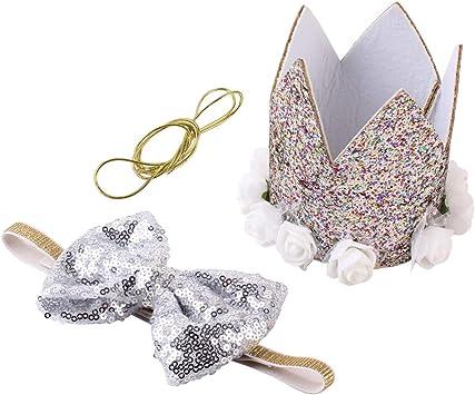 Sombrero del brillo de la corona de la moda del cumpleaños del ...