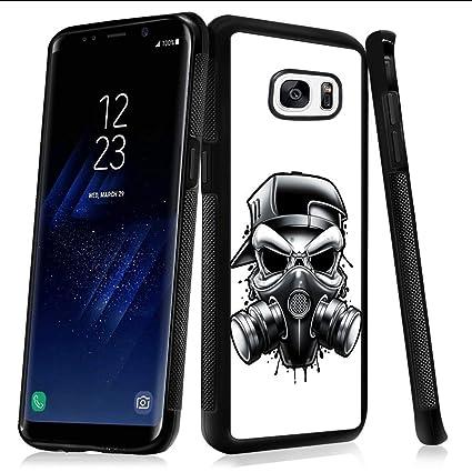 Amazon.com: Funda carcasa para Samsung Galaxy S7 Edge, tazas ...