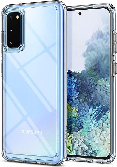 Spigen Ultra Hybrid Hülle Kompatibel Mit Samsung Galaxy Elektronik