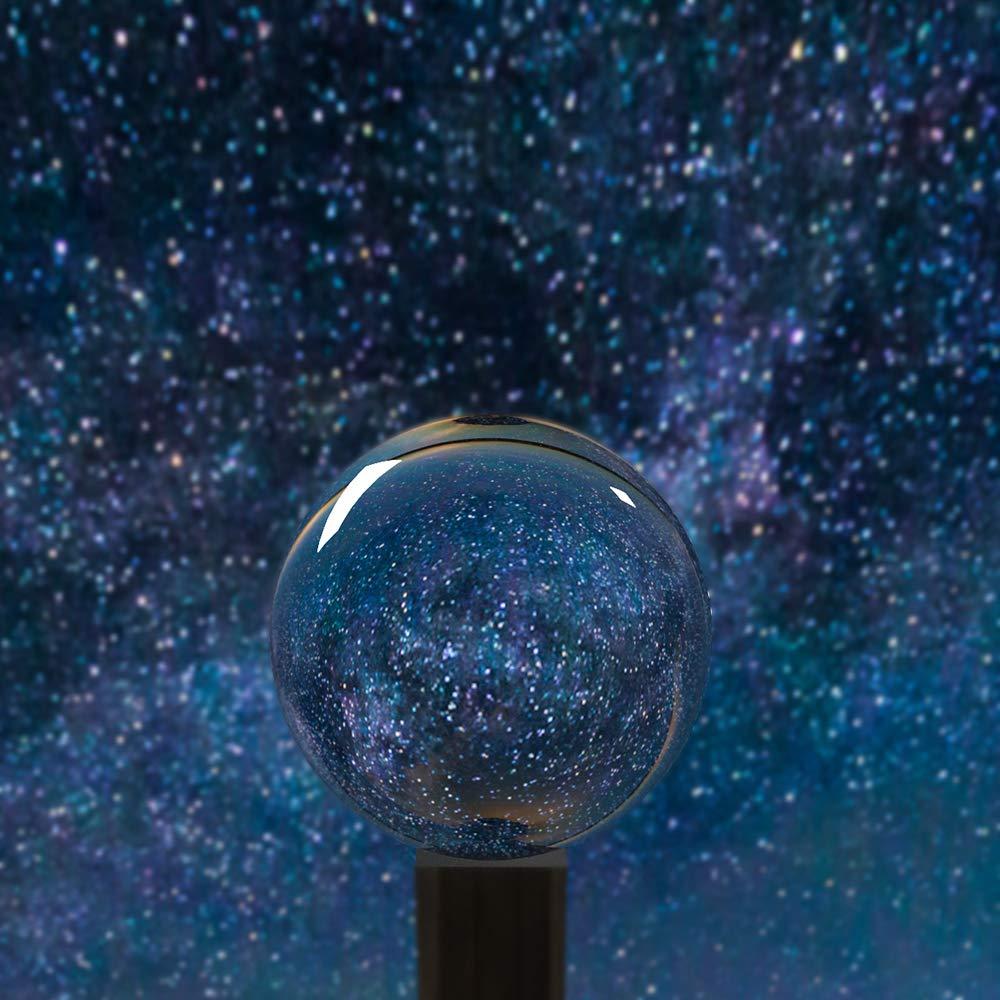ICE-BINGO Photographie Boule Boule Decorative de Cristal pour Meditation Gu/érison et plus K9 Cristal Boule de cristal 100mm Boule de decoration Boule en verre claire