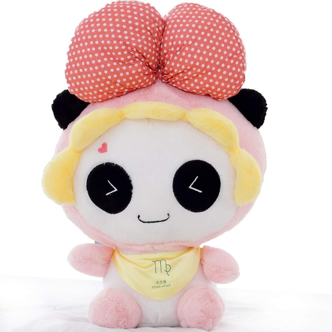 Naughty baby Panda Panda Plüsch Spielzeug Puppe Hug Große Kissen Doll Doll Geburtstag Geschenk Mädchen 12 Constellation 40 Cm, W B07K6L3P5S Plüschtiere Elegantes und robustes Menü   Outlet Store