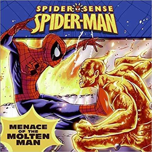 Spider-Man: Menace of the Molten Man (Spider-Man (HarperCollins)) by David Seidman (2009-12-22)