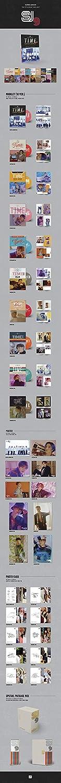 SUPER JUNIOR SIWON #2 Authentic Official PHOTOCARD 9th Album TIME SLIP