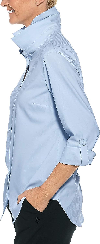 Sun Protective Womens Hepburn Shirt Coolibar UPF 50