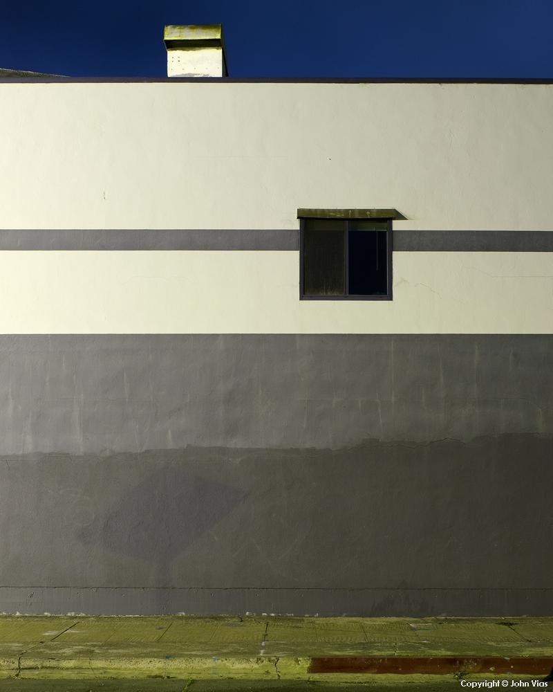 Gray Wall - Fine Art Photograph